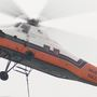 Helicopter in South Bend aiding local business