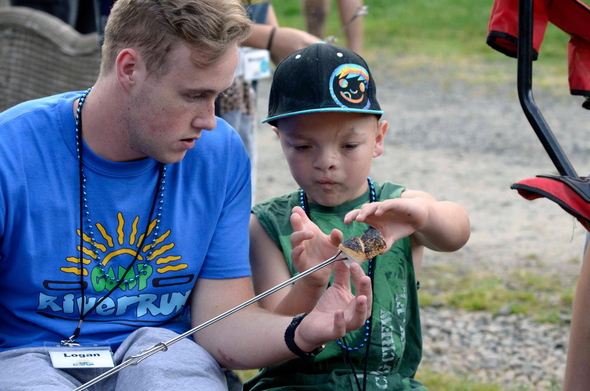 Camp River Run, in Cascade, allows kids with medical conditions and life-threatening illnesses to spend four days without their parents, and to become kids again. Courtesy: Camp River Run