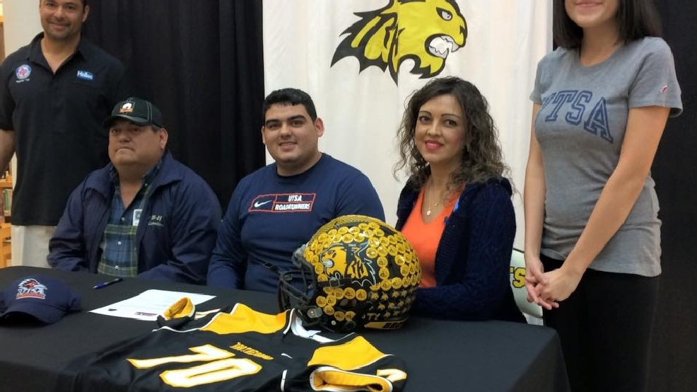 Rio Hondo Lineman Gets Offer He Can't Refuse From UTSA