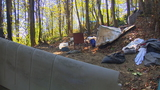 Seattle begins clean-up of one of city's longest running homeless encampments