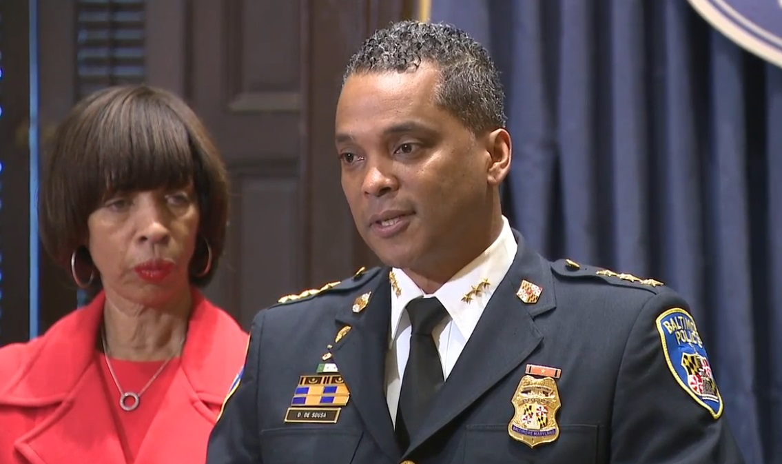 DAVIS OUT: Pugh replacing Kevin Davis with deputy commissioner Darryl DeSousa