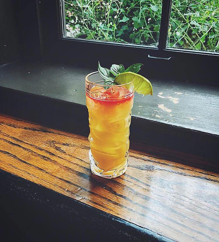 If you've got a case of the Mondays head to Bar{ } Charley with all night happy hour running from 5 p.m. to close. Deals include select $6 cocktails and tiki drinks, $2 off wines by the glass, and discounts on canned beers and food specials.(Image: Courtesy Bar Charley){ }