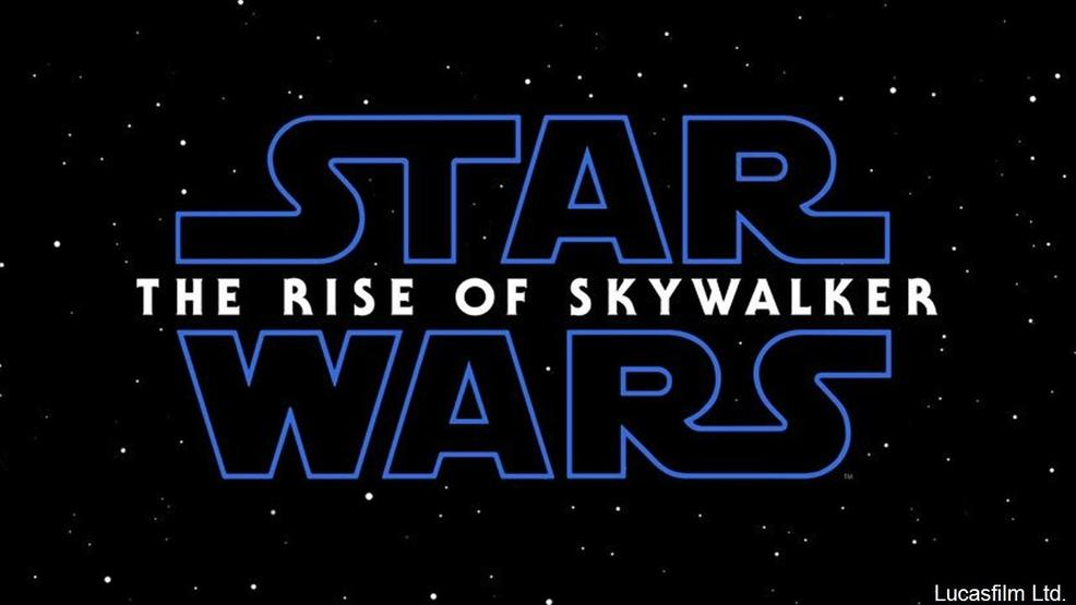 """Star Wars: The Rise of Skywalker"""