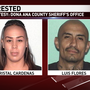 Arrests made in connection with murder of couple in Garfield, NM