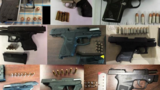 PHOTOS: 68 guns found in carry-on bags by TSA at airports nationwide