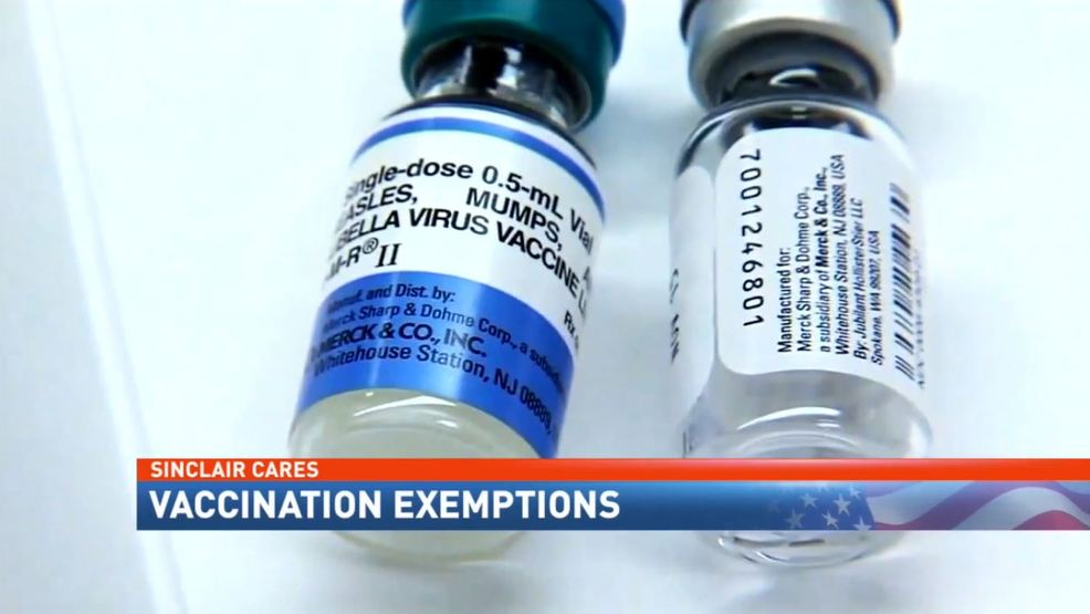 (SBG) Sinclair Cares: Vaccination Exemptions