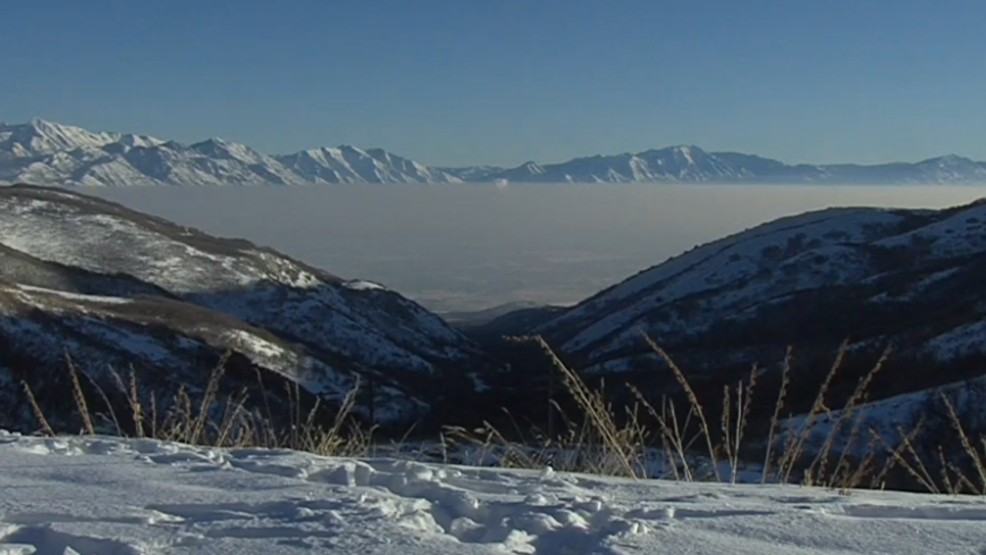 Air quality in northern Utah worsens as inversion hits | KUTV
