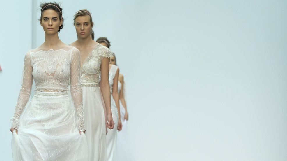 Gallery: Fashion from Madrid Bridal Week 2017