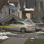 Car crashes into Rochester home, severs gas line