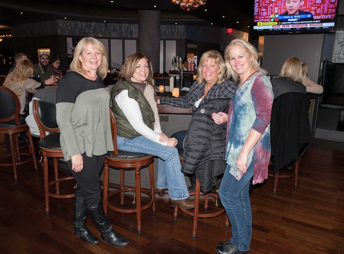 Kelle Hall, Sharon Conners, Karen Lyons, and Lisa Fisher / Image: Sherry Lachelle Photography
