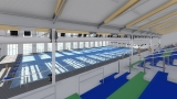 New designs for the Westside Pool Facility