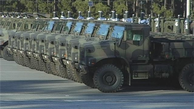 Oregon advances bill to make military Humvees street-legal