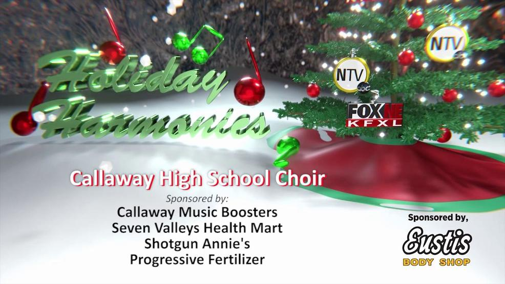Callaway High School Choir - 2018 | KHGI