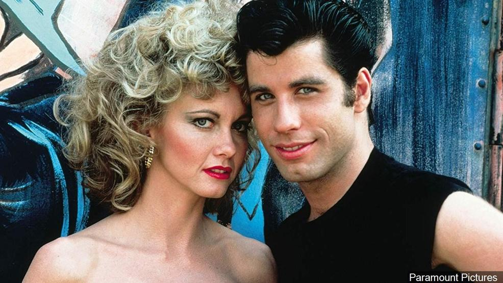 John Travolta, Olivia Newton-John host 'Grease' sing-a-long in Florida