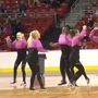 Cheer and Dance squads get time to shine during state competition