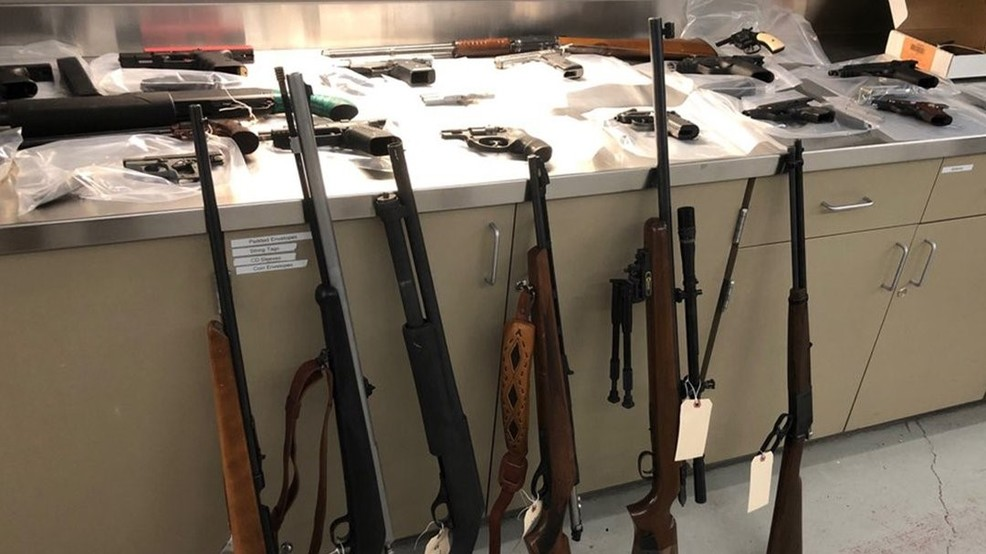 Over 60 grams of drugs, firearms seized at Salt Lake City home; three suspects arrested