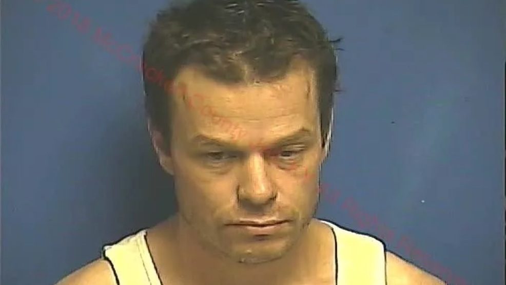 McCracken man arrested for assaulting wife and officers (Jeremy Case (Source - McCracken County Jail)).jpg