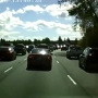 Watch: Dash cam video captures tree fall on car on Interstate 5