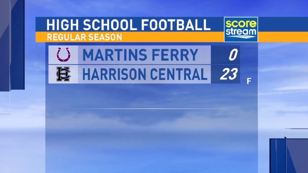9.23.16 Video - Martins Ferry vs. Harrison Central