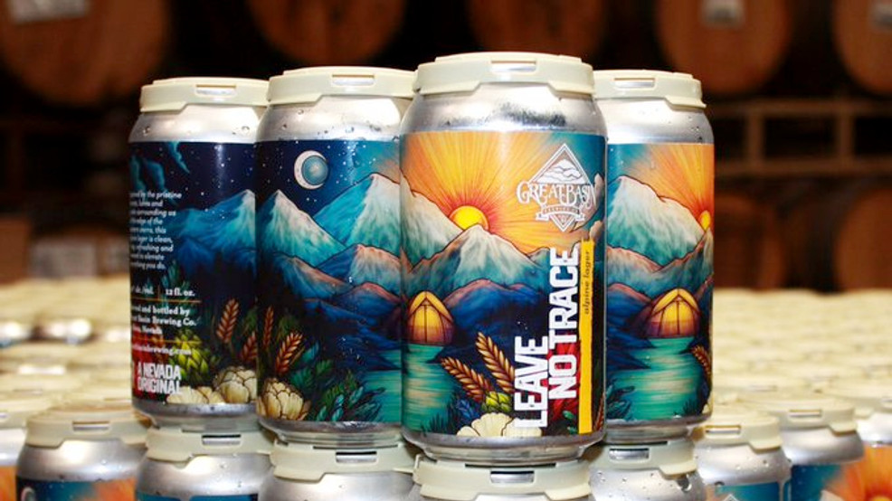 Great Basin Brewing Co. launches 'Leave No Trace Alpine Lager'