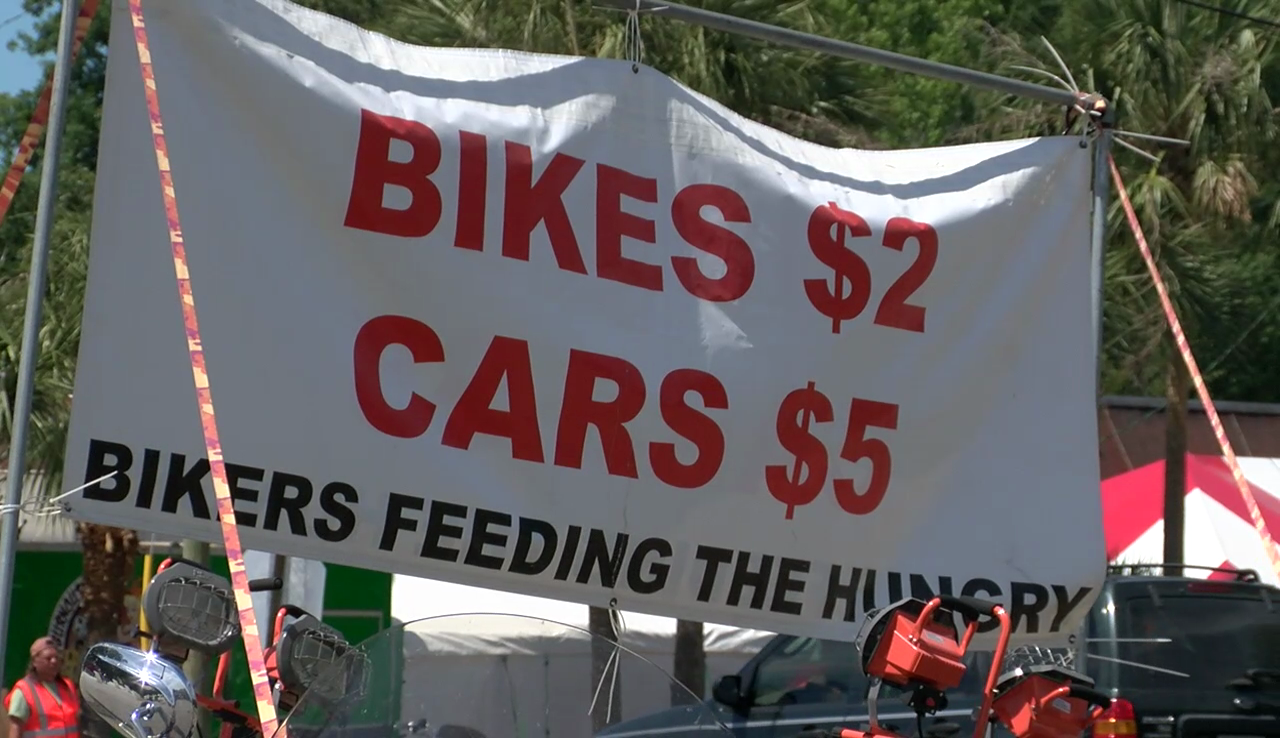Murrells Inlet church helps Spring Harley Rally attendees stay safe on and off the road (WPDE)