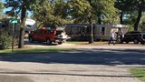 Body found inside burning Midwest City mobile home