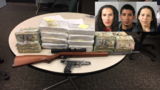 8 kilos of cocaine, guns, $225,000 cash seized in Nashville drug distribution bust