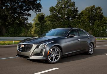 Cadillac CTS recalled over seat heaters that may catch fire
