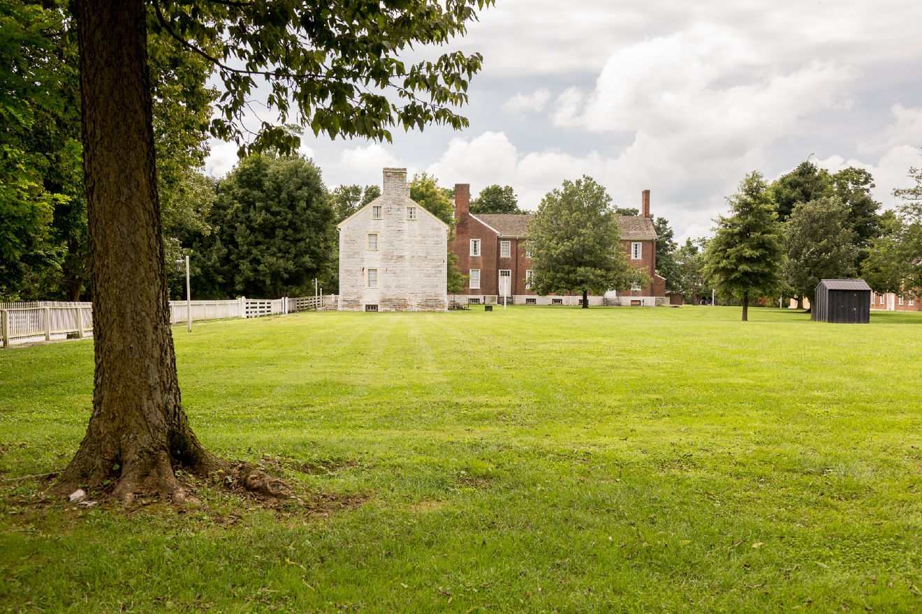 Shaker Village, located just outside of Lexington, is a working historical village, complete with a farm to table farm and restaurant. Life in the 1800s can be experienced by heading to 3501 Lexington Road, Harrodsburg KY 40330. / Image: Daniel Smyth