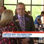 United Way celebrates companies raising money for community