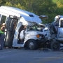 Truck driver at fault in accident killing 12 seniors returning from church retreat
