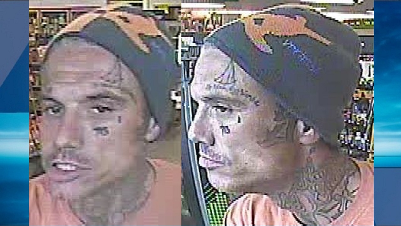 Suspect in robbery at 7-Eleven at 909 West Hildebrand on Tuesday, December 5, 2017. (SAPD/SA Crime Stoppers)