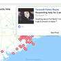 "Facebook ""safety check"" helping victims affected by Tropical Storm Harvey"