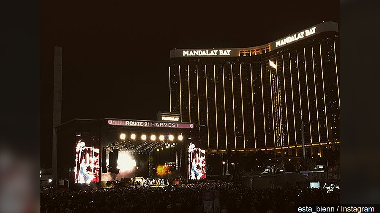Resources continue to pour in for victims of the Las Vegas Strip shooting massacre. (esta_bienn/Instagram via MGN)