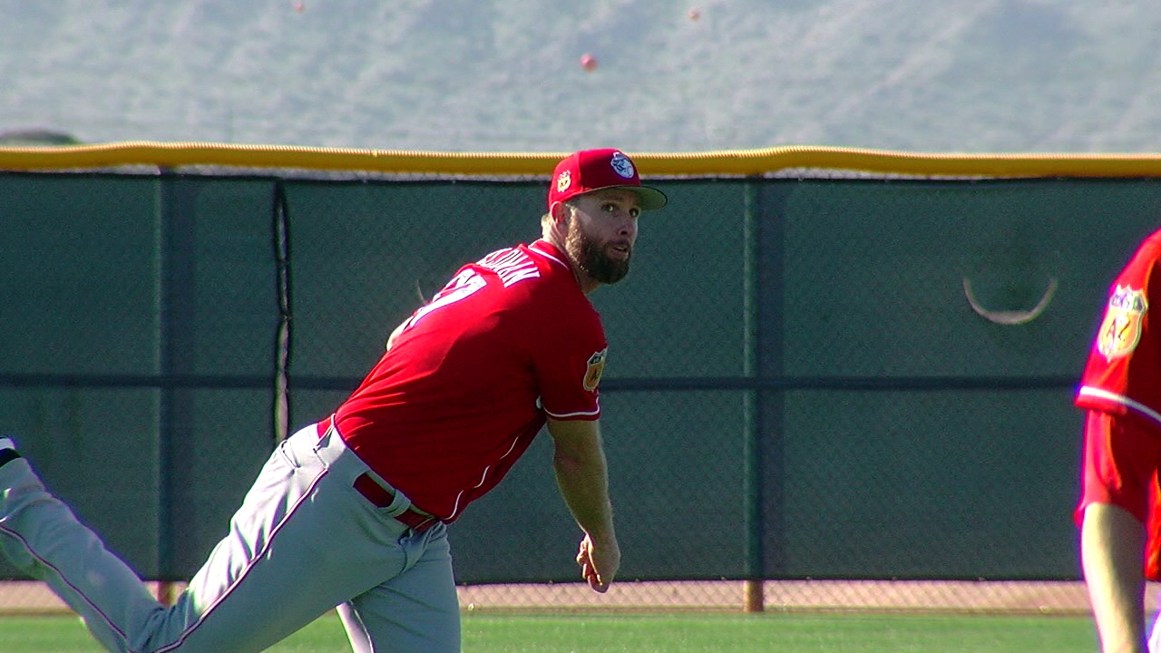 Scott Feldman has been named Reds Opening Day starter (WKRC).