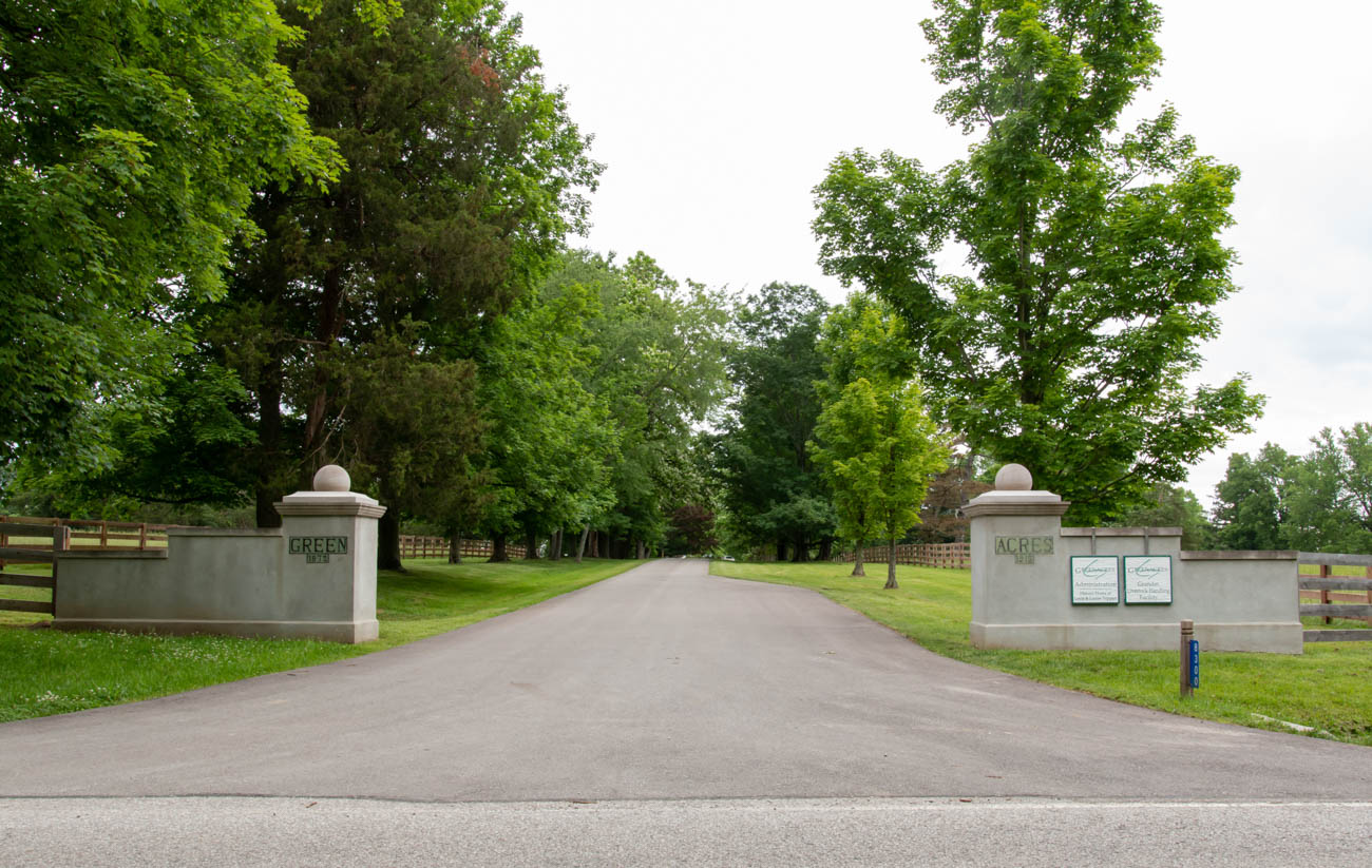 Take a drive deep into the heart of Indian Hill to discover the Greenacres Foundation, which is comprised of several parcels of land zig-zagging across Spooky Hollow Road. The foundation offers event space for rent, free educational field trips for local schools, summer camps, special public events, an equine center, research facilities, and a farm store where you can purchase fresh produce and meat. ADDRESS: 8255 Spooky Hollow Road (45242) / Image: Elizabeth Lowry // Published: 6.22.19
