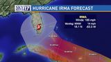 Latest projections: Florida could take direct hit from Hurricane Irma