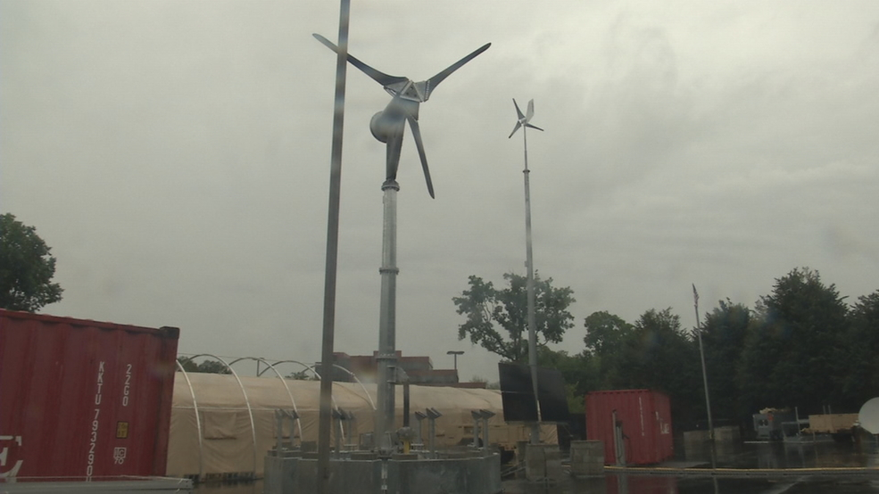 Tipp City company donates wind turbine to UD Research