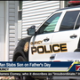 Father stabs son on Father's Day