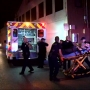 Man stabbed in back during fight at bar
