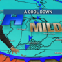 Jim Caldwell's Forecast | Storms lead to refreshing weekend