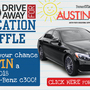 "¡Participe en la rifa ""Drive Away for Education"" y gane un Mercedes-Benz!"