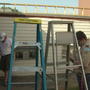 Son picks up on father's Eagle Scout project nearly 30 years later, gives it a touch-up