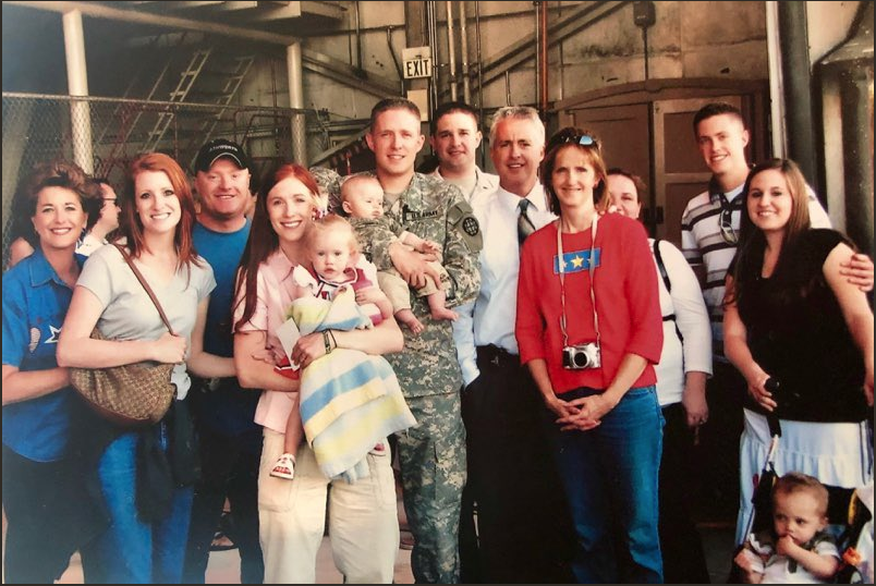 Brent Taylor, the mayor of North Ogden, was serving with the Utah National Guard in Kabul, Afghanistan when he was killed during an insider attack. (Photo courtesy of Utah National Guard)