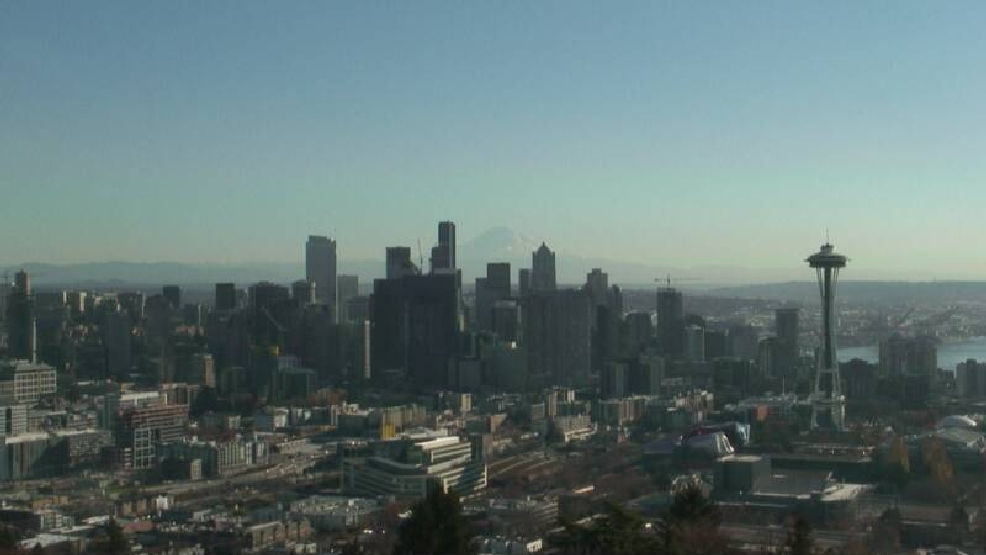 70 in Seattle?!? Election day ends up warmer than July 4th as record heat hits Northwest