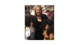 "Boys and Girls Club's ""Sweet Dancerz"" perform at Cavs game, snag pic with Khloe Kardashian"