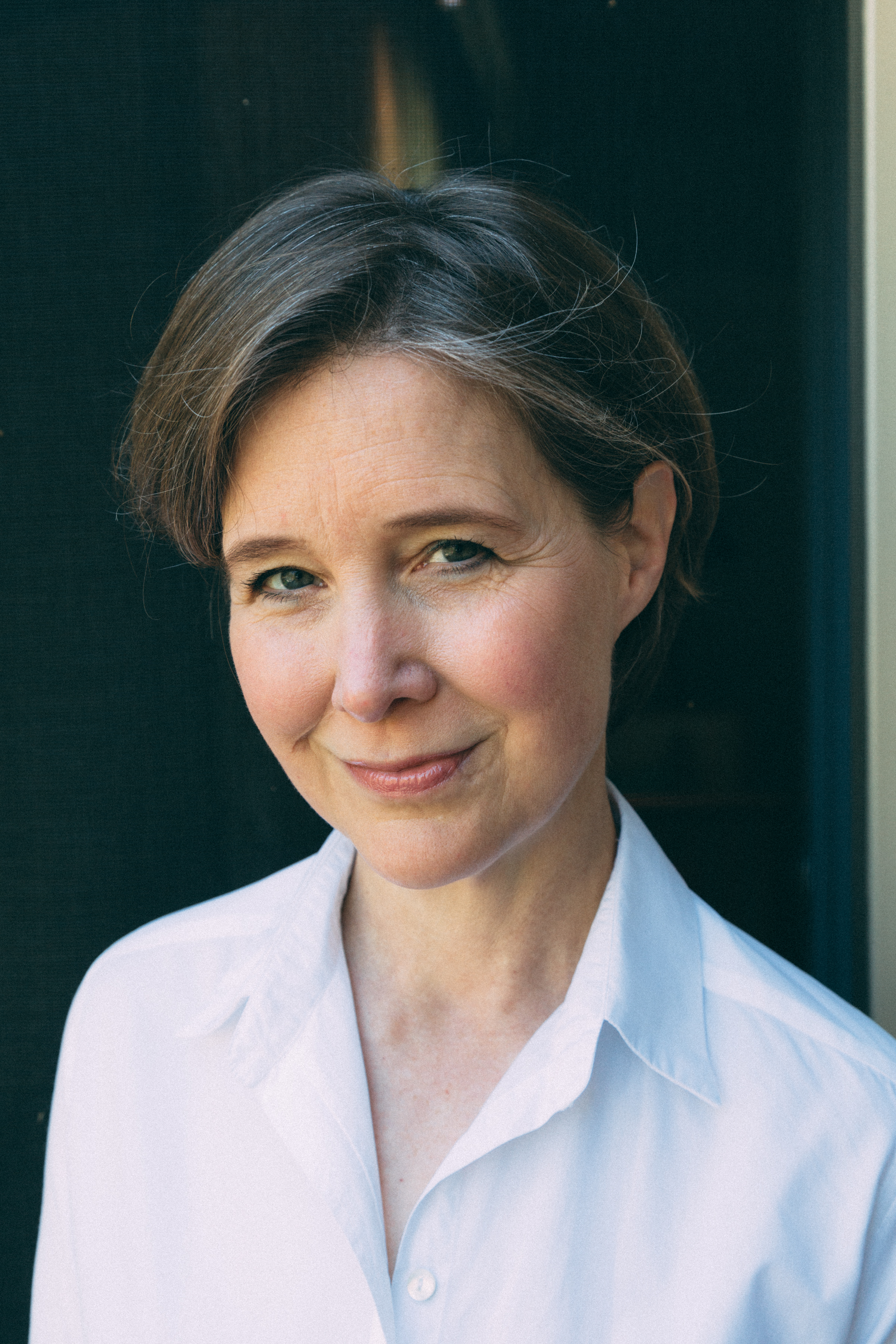 Author Ann Patchett (Image: Heidi Ross)<p></p>