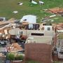 NWS: Jacksonville tornado upgraded to EF-3 with 140 mph winds