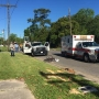 Bicyclist taken to hospital after hit by Beaumont Water Utilities vehicle