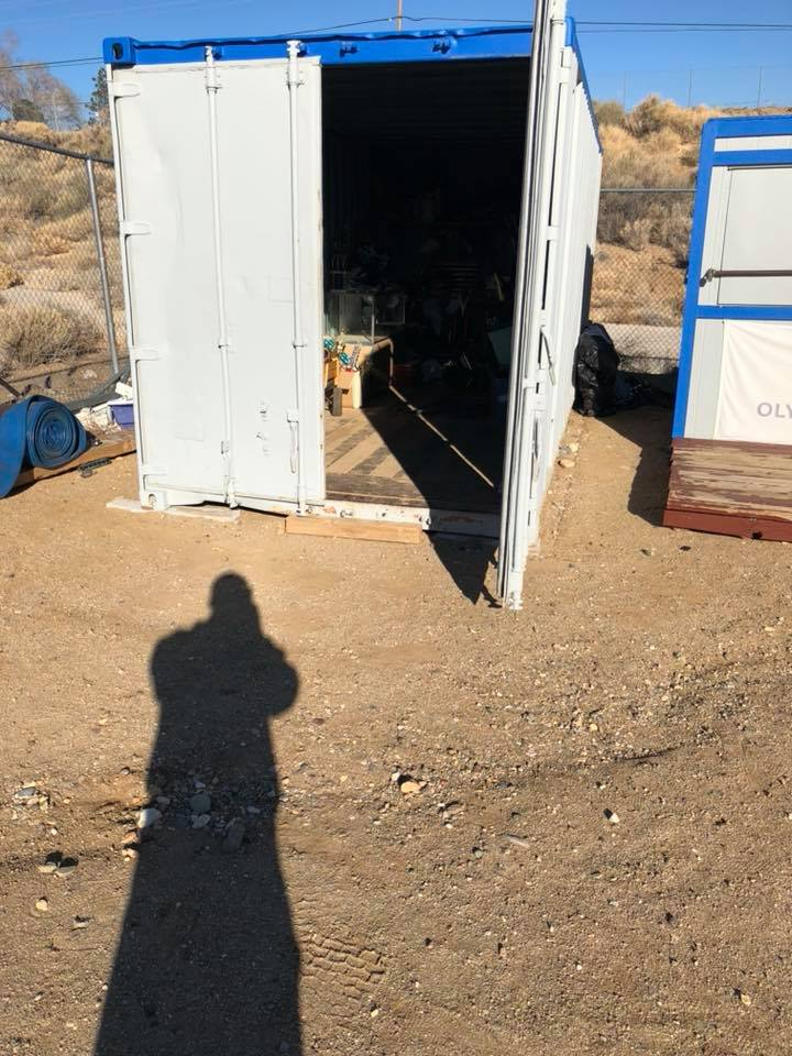 Grinch steals $10,000 worth of BMX equipment from local non-profit over holiday weekend (Photo courtesy: Reno BattleBorn BMX Track)<p></p>